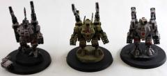 XV-88 Broadside Battlesuit Collection #1