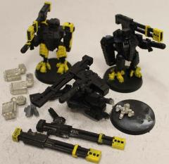 XV-88 Broadside Battlesuit Collection #2