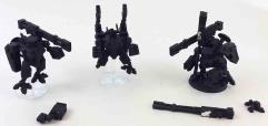 XV-88 Broadside Battlesuit Collection #3