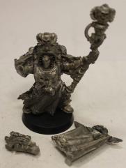 Chief Librarian Tigurius #3