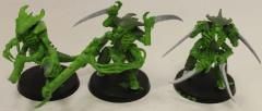 Tyranid Warriors Collection #23