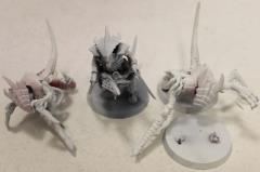 Tyranid Warriors Collection #25