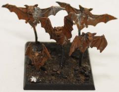 Bat Swarm #2