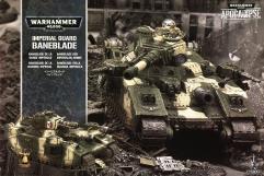 Imperial Guard - Baneblade Tank