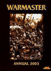 Warmaster Annual 2003