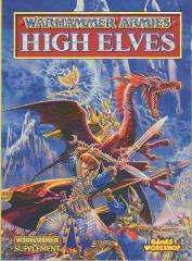 Warhammer Armies - High Elves (1993 Edition)