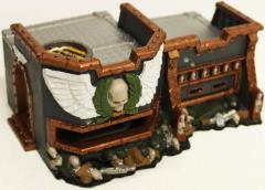 Wall of Martyrs - Imperial Bunker #1