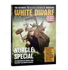 """#17 """"Nurgle Special, Malign Portents, A Narrative Campaign for Middle-Earth"""""""