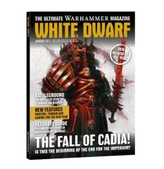 """#5 """"The Fall of Cadia, Is This the Beginning of the End for the Imperium?"""""""