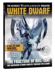 "#6 ""The Fracture of Biel-Tan!, The Gathering Storm Sweeps Through the Eldar!"""
