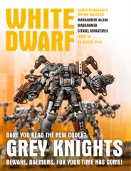 "#29 ""Grey Knights - Beware, Deamons - Your Time Has Come!"""
