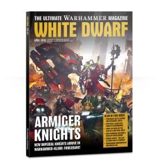 "#20 ""Armiger Knights, From the Deeps of the Realms A New Peril Rises, Warhammer Underworlds Organized Play"""