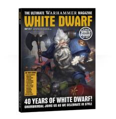 "#9 ""40 Years of White Dwarf, John Blanche Interview, A Tale Of Four Warlords"""
