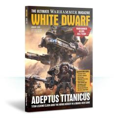 "#24 ""Adeptus Titanicus, Building a Diorama, New Middle-Earth Battle Companies"""