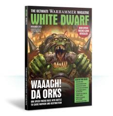 "#27 ""Waaagh! Da Orks, New Ork Codex, Goden Demon Classic"""
