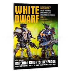 """#116 """"Imperial Knights - Renegade"""""""