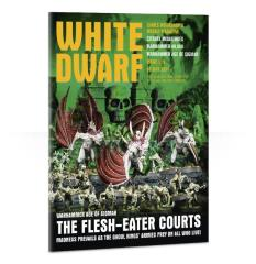 """#119 """"The Flesh-Eaters Courts"""""""