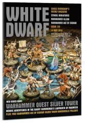 """#120 """"Warhammer Quest Silver Torch"""""""