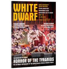 """#123 """"Horror of the Tyranids"""""""
