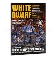 "#128 ""Horus Heresy Space Marines"""