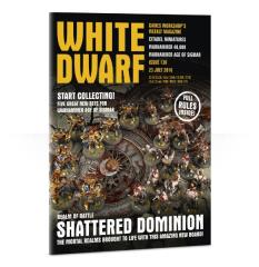 """#130 """"Shattered Dominion"""""""