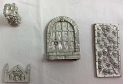 Warhammer Fantasy Building Bits Collection #1