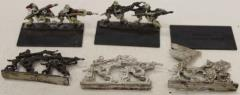 Skeleton Cavalry Collection #1