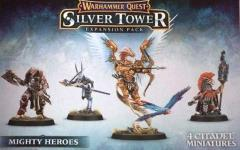 Warhammer Quest - Silver Tower Expansion - Mighty Heroes