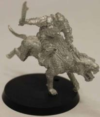 Warg Rider #1