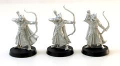 Haldir's Elves w/Bows Collection #1