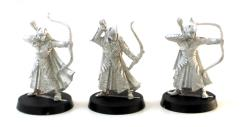 Haldir's Elves w/Bows Collection #2