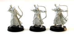 Haldir's Elves w/Bows Collection #3