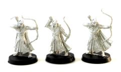 Haldir's Elves w/Bows Collection #4