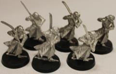 Haldir's Elves w/Swords Collection #5