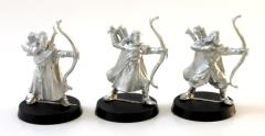Lothlorien Elf Bowmen Collection #4
