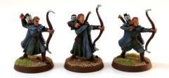 Lothlorien Elf Bowmen Collection #5