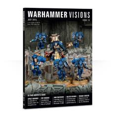 "#18 ""Space Marines, For Sigmar, War Machines"""