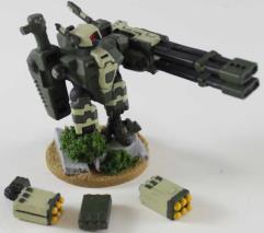 XV-88 Broadside Battlesuit #10
