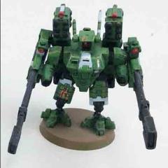 XV-88 Broadside Battlesuit #16