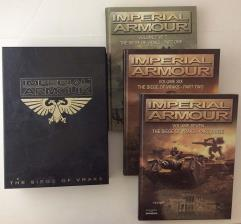 Imperial Armour #5-7 - The Siege of Vraks