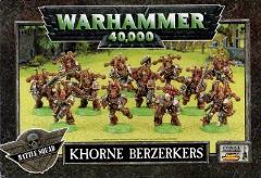 Khorne Berserkers (1998 Edition)