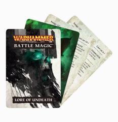 Battle Magic Cards - Lore of Undeath