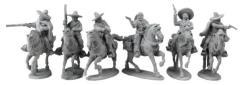 Vaquero Faction - Mounted