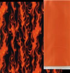 Fire Elemental Dice Bag (Core)