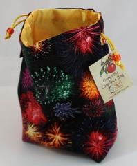 Fireworks Dice Bag (Core)