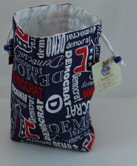 Democrat Dice Bag (Core)