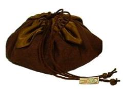 Chocolate Lotus Dice Bag (Deluxe)