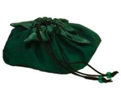 Forest Lotus Dice Bag (Deluxe)
