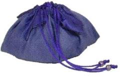 Violet Lotus Dice Bag (Deluxe)
