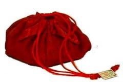 Cherry Lotus Dice Bag (Deluxe)